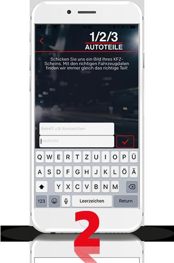 App 123autoteile