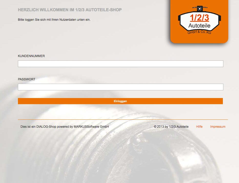 Dein Teil Einfach Online Bestellen 123autoteile